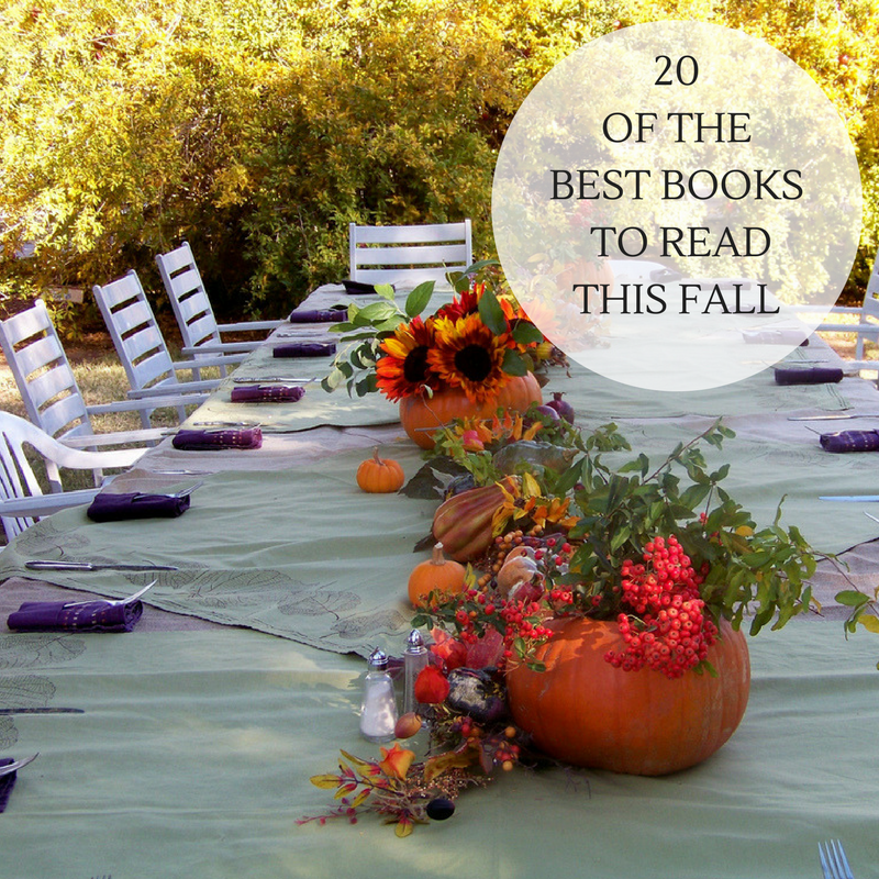 20 OF THE BEST BOOKS TO READ