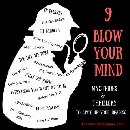 PrincetonBookReview.com's best mystery book