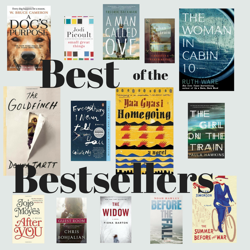 Blog Post Best of the Bestsellers