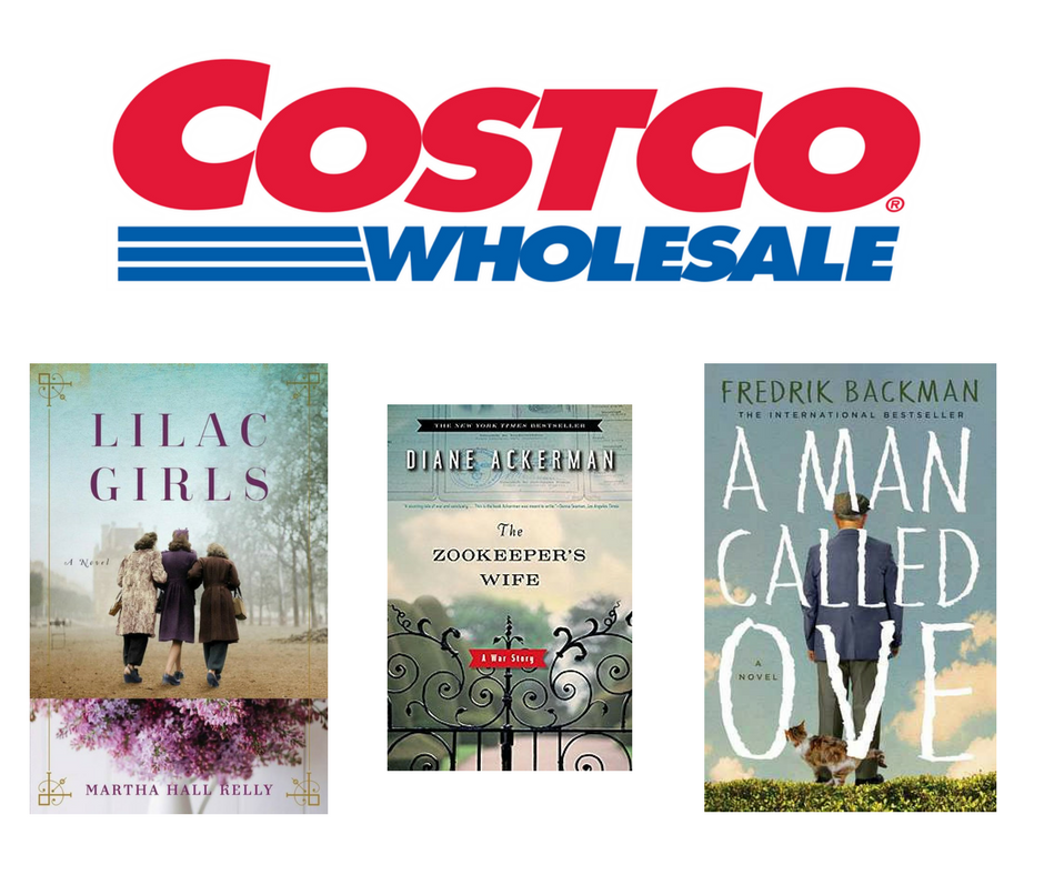 Costco Wholesale Books