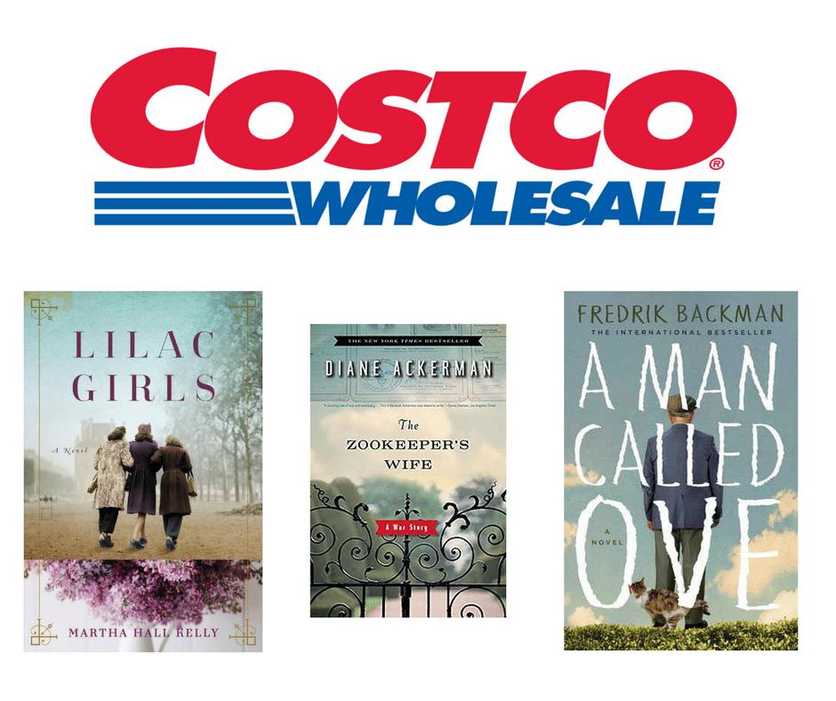 Costco Wholesale Books
