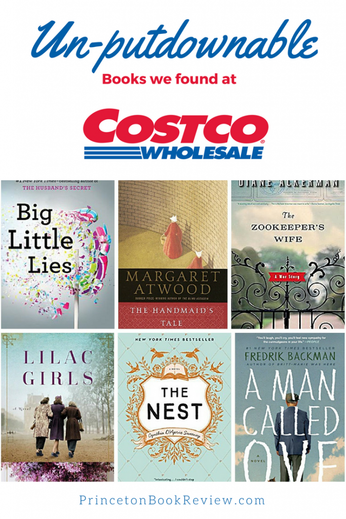 Costco Favorite Books