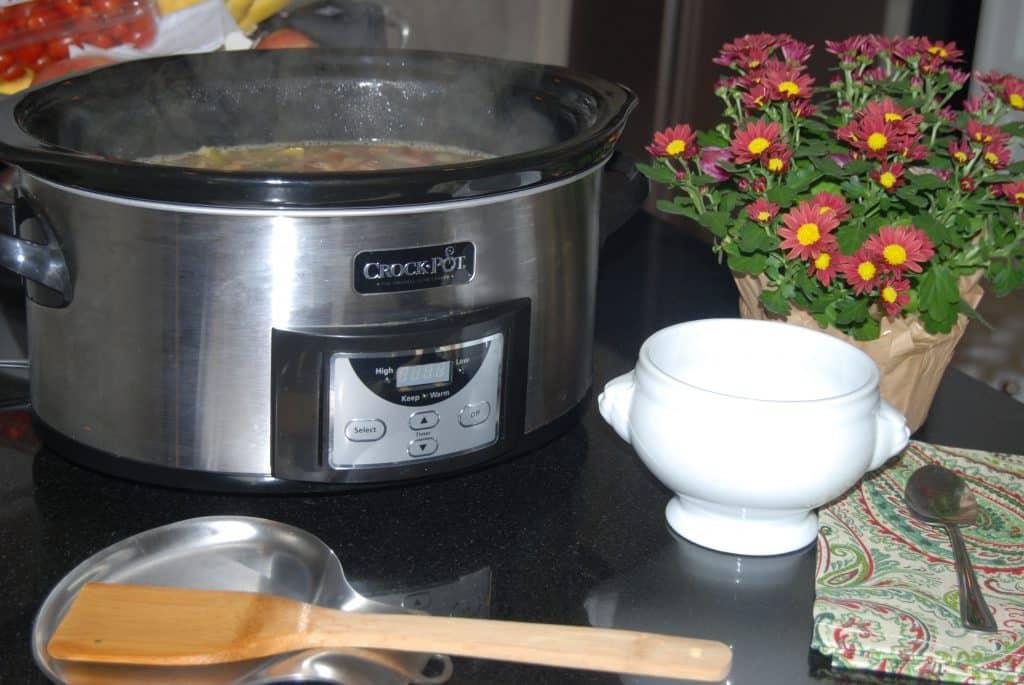 crockpot minestrone