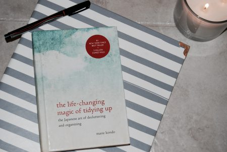 The Life-Changing Magic of Tiding Up