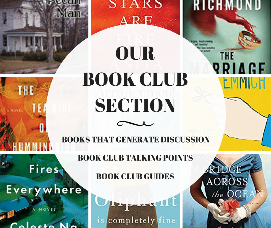 PrincetonBookReview Book Club Section