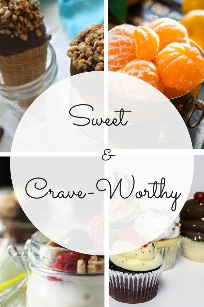 Book Cub recipes - small bites - Sweet & Crave Worthy