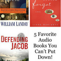 Blog Post - 5 Favorite Audio Books