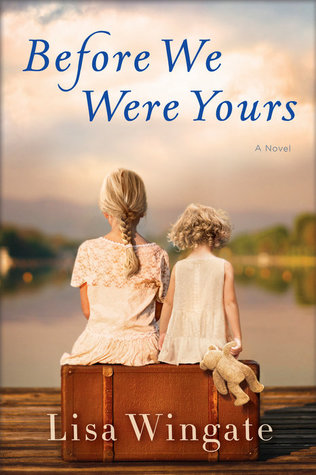 book cover before we were yours