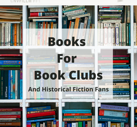 Book Clubs & Historical Fiction Fans