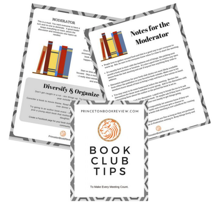 Download Book Club Tips to Make Every Meeting Count.