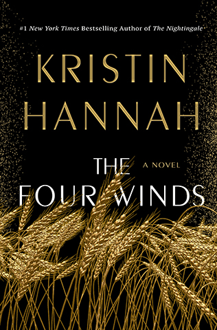 Cover of The Four Winds by Kristin Hannah