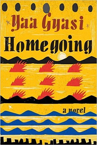 book cover home going - what should I read next.