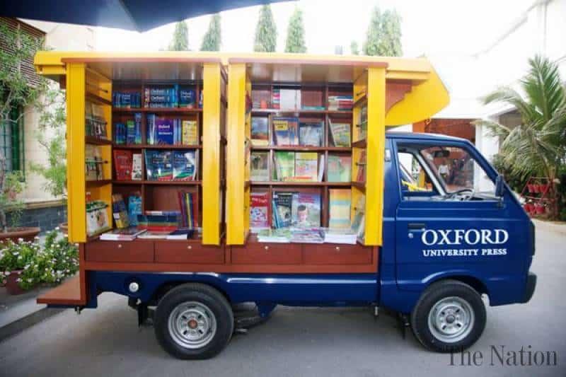 Book Mobile