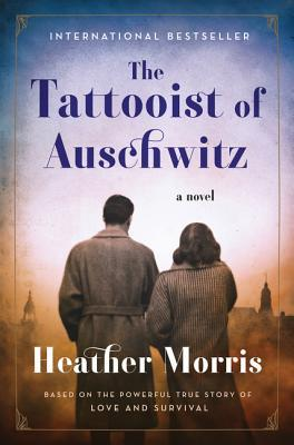 book cover of the tattooist of auschwitz