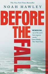 Book review - Before The Fall by Noah Hawley