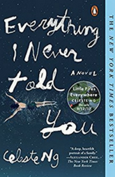 Book review - Everything I Never Told You by Celeste Ng