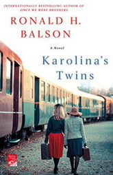 Book review - Karolina Twins by Ronald H. Balson