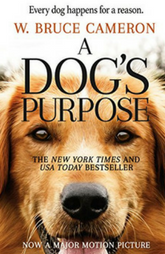 Book review - A Dog's Purpose by Bruce Cameron