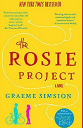 Book review - The Rosie Project by Graeme Simsion