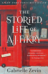 Book Review - The Storied Life of A.J. Fiery by Gabreille Zevin