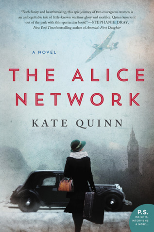 book cover the Alice network