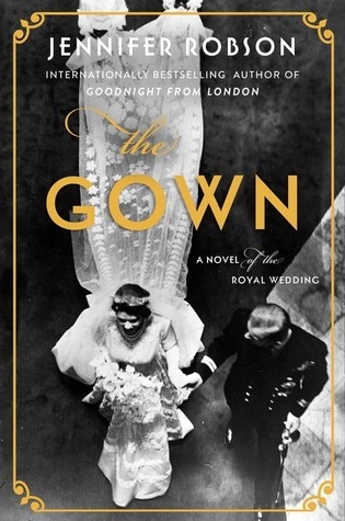 book cover of the gown