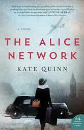 Spotlight Book -The Alice Network by Kate Quinn