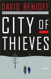 City of thieves book club questions