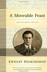 a moveable feast essay questions Our reading guide for a moveable feast by ernest hemingway includes a book club discussion guide, book review, plot summary-synopsis and author bio.