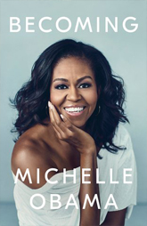Spotlight Book -Becoming by Michelle Obama