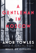 A Gentleman in Moscow  by Amore Towles