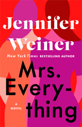 Discussion Questions - Mrs.Everything by Jennifer Weiner